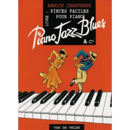 Piano jazz blues & Co. - Volume 1