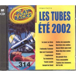 Tubes été 2002 - Playback Volume 314
