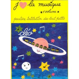 J'aime la musique - Volume 1
