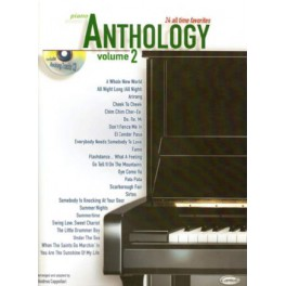 Piano Anthology + CD - volume 2