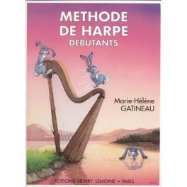 Méthode de harpe - débutants
