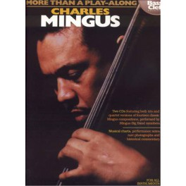Mingus Charles avec 2CD - More than a play-along (Contrebasse)