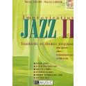 Improvisation jazz + 2 CD - Volume 2