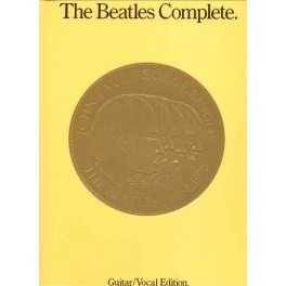 Beatles - Complete revised (medaillon)