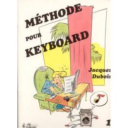 Méthode pour keyboard - Volume 1
