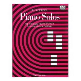 Beginning piano solos 132