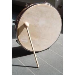 Tambourin sans cymbalettes 10 pouces