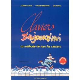 Claviers d'aujourd'hui + CD