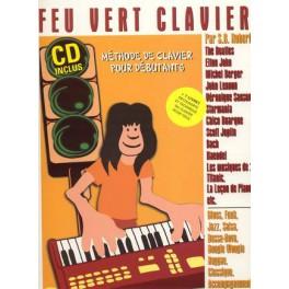 Feu vert clavier + CD