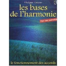 Bases de l'harmonie (les) - Livre 3