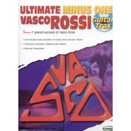 Rossi Vasco + CD - Ultimate minus one