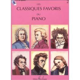 Classiques favoris du piano  - Volume 2