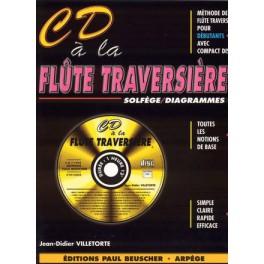 CD à la flûte traversière + CD