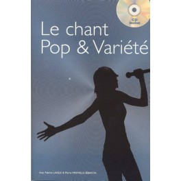 Chant pop & Variété + CD