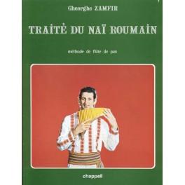 Traité du Naïe roumain - Méthode de flûte de pan