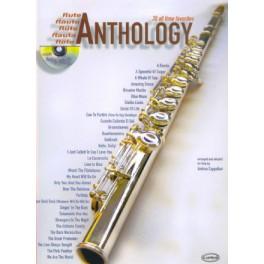 Flûte Anthology + CD - 30 all time favorites