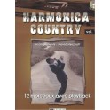 Harmonica country +CD - Volume 1