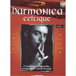 Harmonica Celtique +CD - Volume 1