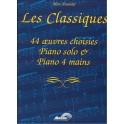Classiques (les) - 44 oeuvres choisies