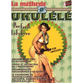 Méthode d'Ukulélé + CD