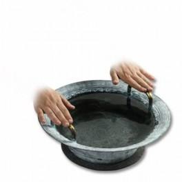 Fontaine à eau pétillante