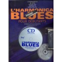 Harmonica blues Pack + CD + Harmonica - Harmonica blues pour débutant