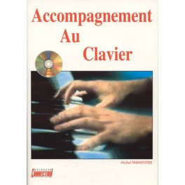 Accompagnement au clavier + CD
