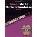 Jouez de la flûte irlandaise + CD