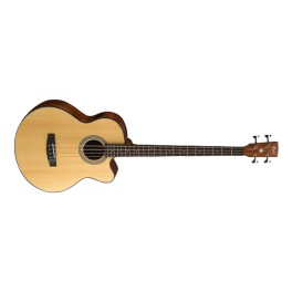 Guitare basse acoustique Cort SJB 5 F