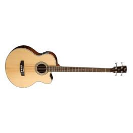 Guitare basse acoustique Cort SJB 6 FX
