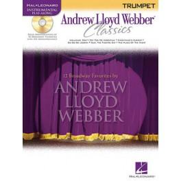 Andrew Llyod Webber - Classics trompette + CD
