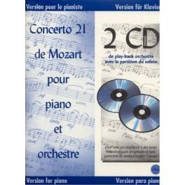 Concerto 21 + CD