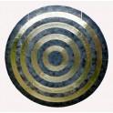 Gong soleil 80 cm avec batte
