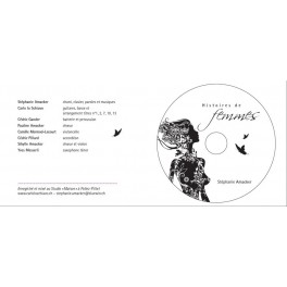 Histoires de femmes (CD)