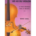 Les as du violon vol.1