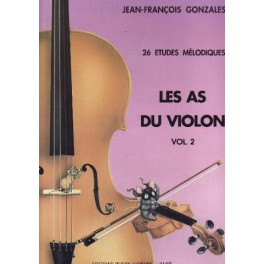 Les as du violon vol.2