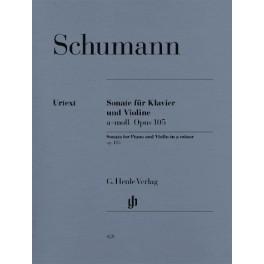 Sonate pour piano et violon