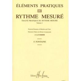 Eléments pratiques du rythme mesuré - Volume 2