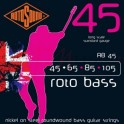 Cordes ROTO SOUND basse RB45