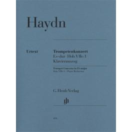 Concerto pour trompette et orchestre en mi bémol majeur Hob. VIIe 1