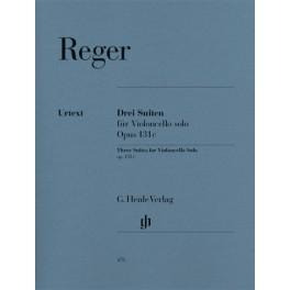 Drei Suiten für Violoncello solo op. 131c