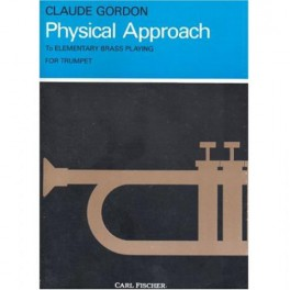 Physical approach to elementary brass playing for trumpet