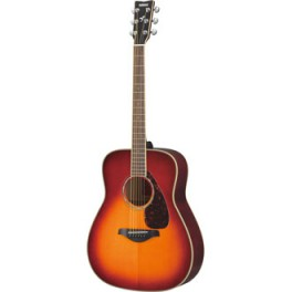 Guitare Folk Yamaha FG740SFMVCS