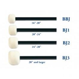 Baguette Medium Blackjacks pour grosse caisse American Drums BJ2
