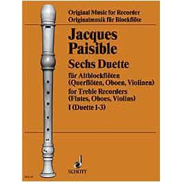 6 Duette (duette 1-3)