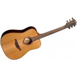 Guitare Folk Lag T100D