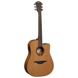 Guitare Folk Lag T200DCE