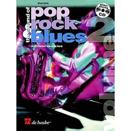 The sound of pop rock blues vol.2 / avec cd