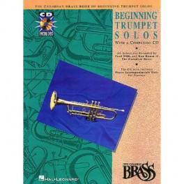 Beginning trumpet solos + CD