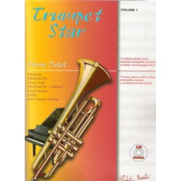 Trumpet star + CD vol. 1
